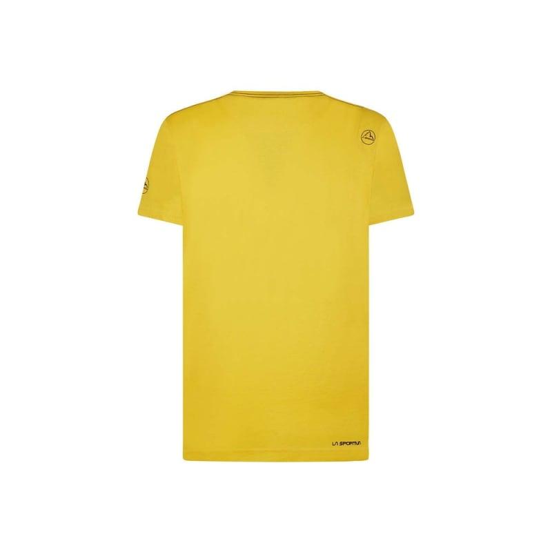 La Sportiva Cross Section T-Shirt Men's Gul Gul S