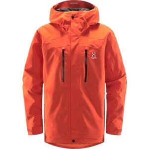 Haglöfs Elation Gore-Tex Jacket Men Orange Orange XL