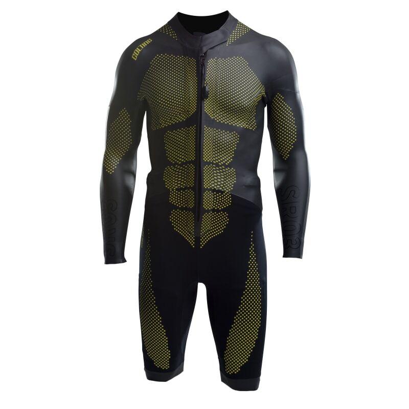 Colting Wetsuits Men's Swimrun Wetsuit Sr03 Sort Sort M