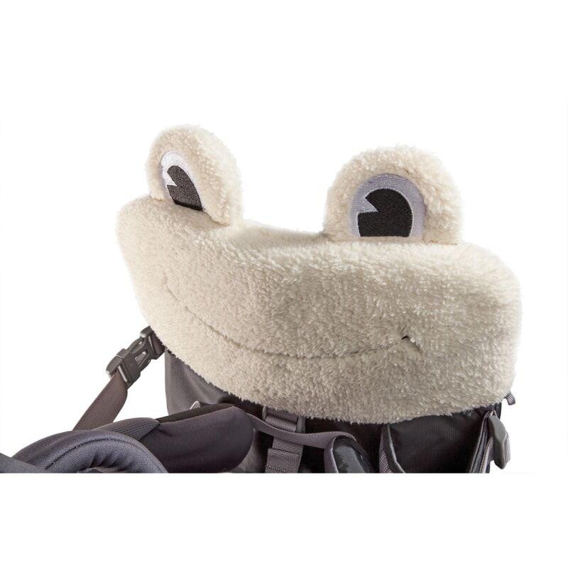 VAUDE Cushion Frog Hvid Hvid OneSize