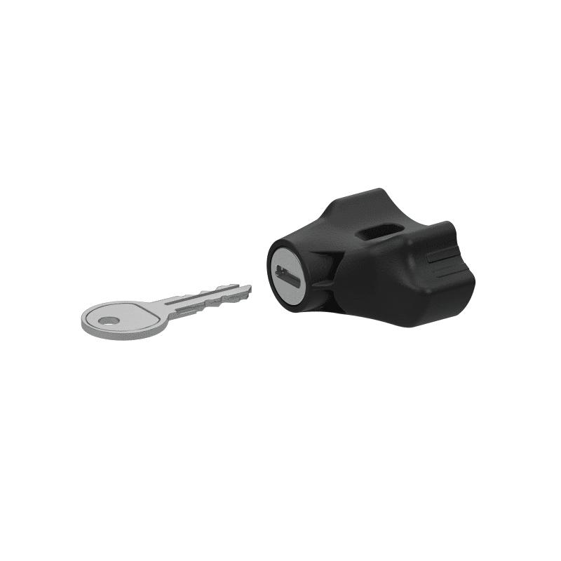 Thule Lock Kit (2x Locks) Grå Grå OneSize