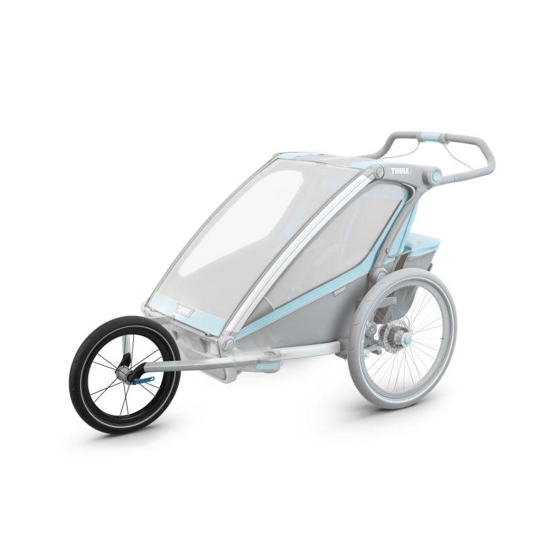 Thule Chariot Jog Kit 2 Grå Grå OneSize