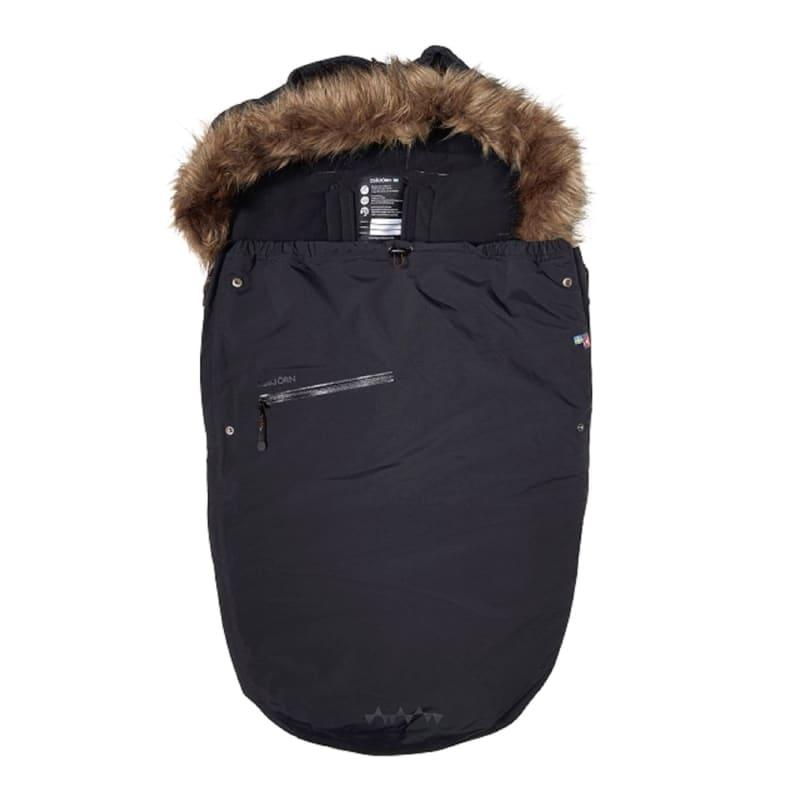 Isbjörn of Sweden Stroller Bag Sort Sort 0-12 Months