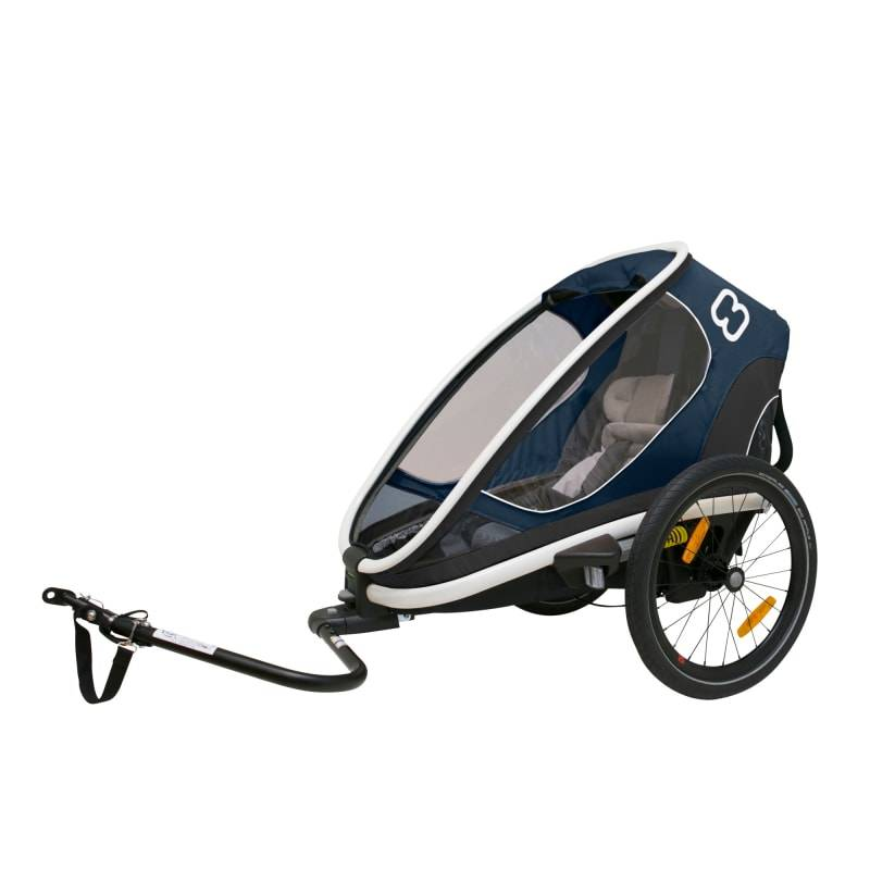 Hamax Outback One Seat incl. Bicycle Arm Blå Blå OneSize