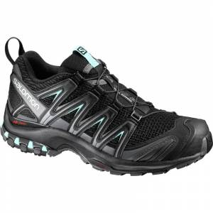 Salomon Women's XA Pro 3D Sort Sort 36