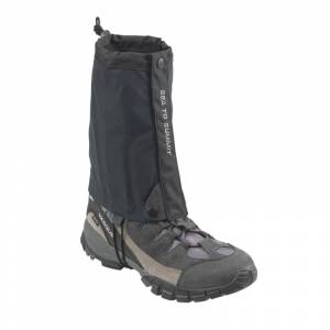 Sea to summit Spinifex Ankle Gaiters Nylon Sort Sort OneSize