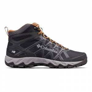 Columbia Peakfreak X2 Mid Outdry Men's Sort Sort US 8,5/EU 41,5