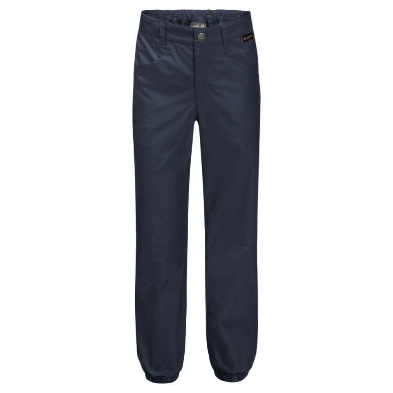 Jack Wolfskin Lakeside Pants Kids Blå Blå 152