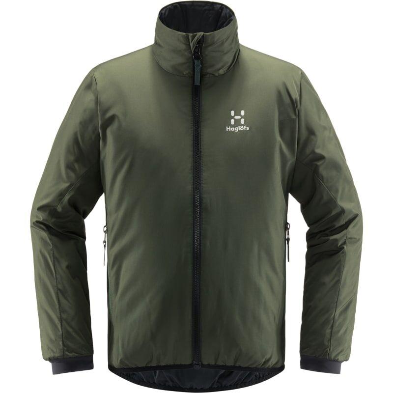 Haglöfs Barrier Jacket Junior Grøn Grøn 134