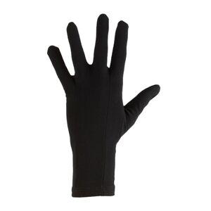 Icebreaker Men's Oasis Glove Liners Sort Sort XS