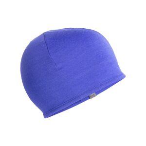 Icebreaker Unisex Pocket Hat Blå Blå OneSize