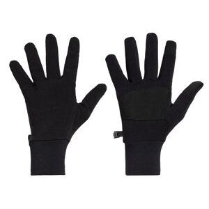 Icebreaker Unisex Sierra Gloves Sort Sort XL