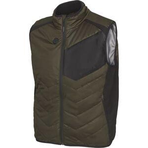 Härkila Men's Heat Waistcoat Grøn Grøn 4XL