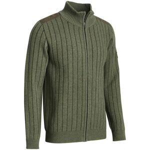 Chevalier Men's Fjord Plated Wool Cardigan Grøn Grøn XXL