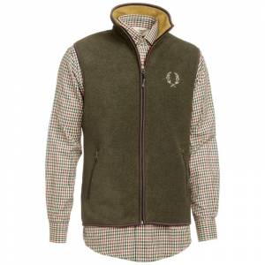 Chevalier Mainstone Fleece Vest Grøn Grøn 36W