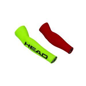 HEAD Neon Lycra Sleeves Rød Rød M
