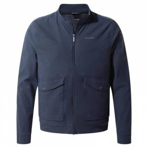 Craghoppers Men's NosiLife Varese Jacket Blå Blå XXL