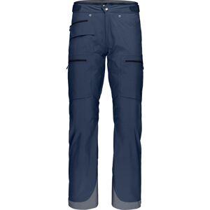 Norrøna Men's Lyngen Gore-tex Pro Pants Blå Blå XL