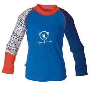Isbjörn of Sweden Sun Sweater Kids Blå Blå 110/116