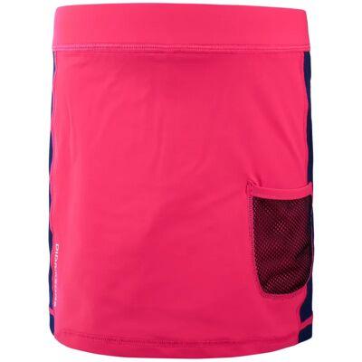 Didriksons Coral Kids UV Skirt 2 Pink Pink 120 - Børnetøj - Didriksons