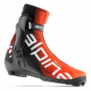 Alpina Pro Skate Rød Rød 38