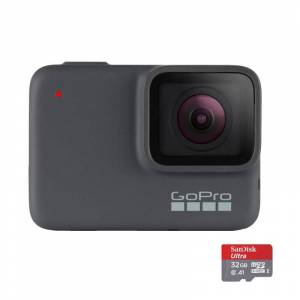GoPro Hero7 Silver Special Bundle  OneSize