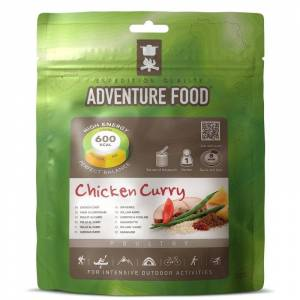 Adventure Food Chicken Curry  OneSize