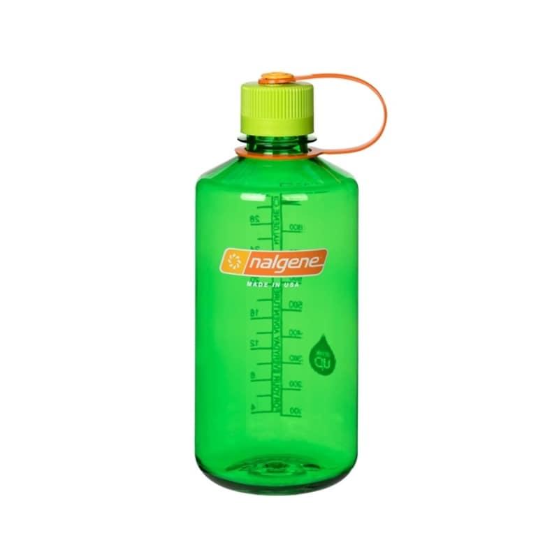 Nalgene Narrow Mouth Bottle 1L Grøn Grøn OneSize