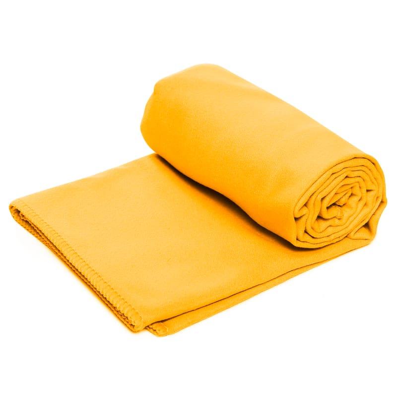 Urberg Compact Towel 75x130 cm Gul Gul OneSize