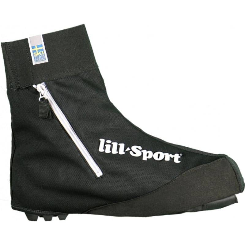 Lillsport Boot Cover Thermo Sweden Sort Sort 38-39