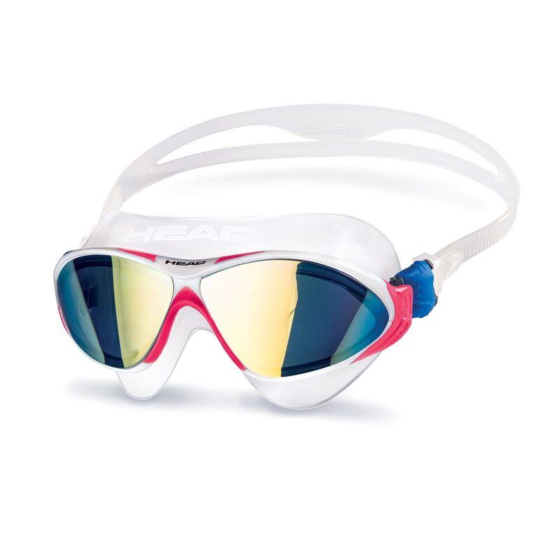 HEAD Horizon Mirrored Goggle/Mask Hvid Hvid OneSize
