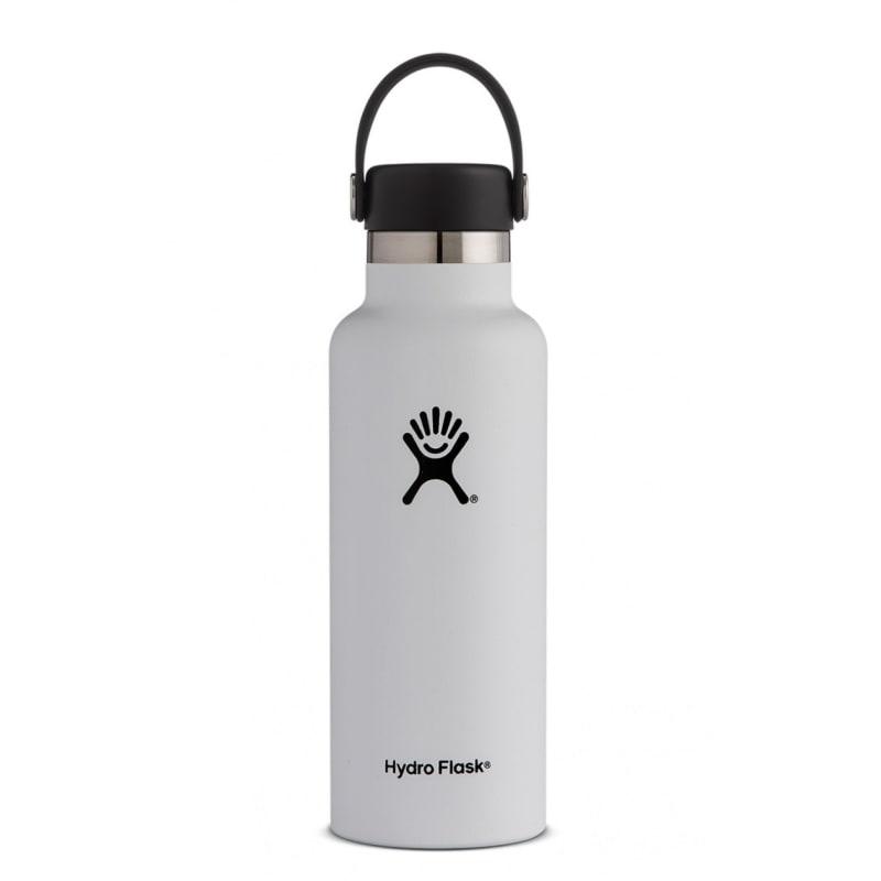 Hydroflask Standard Mouth Flex 532 ml Hvid Hvid OneSize