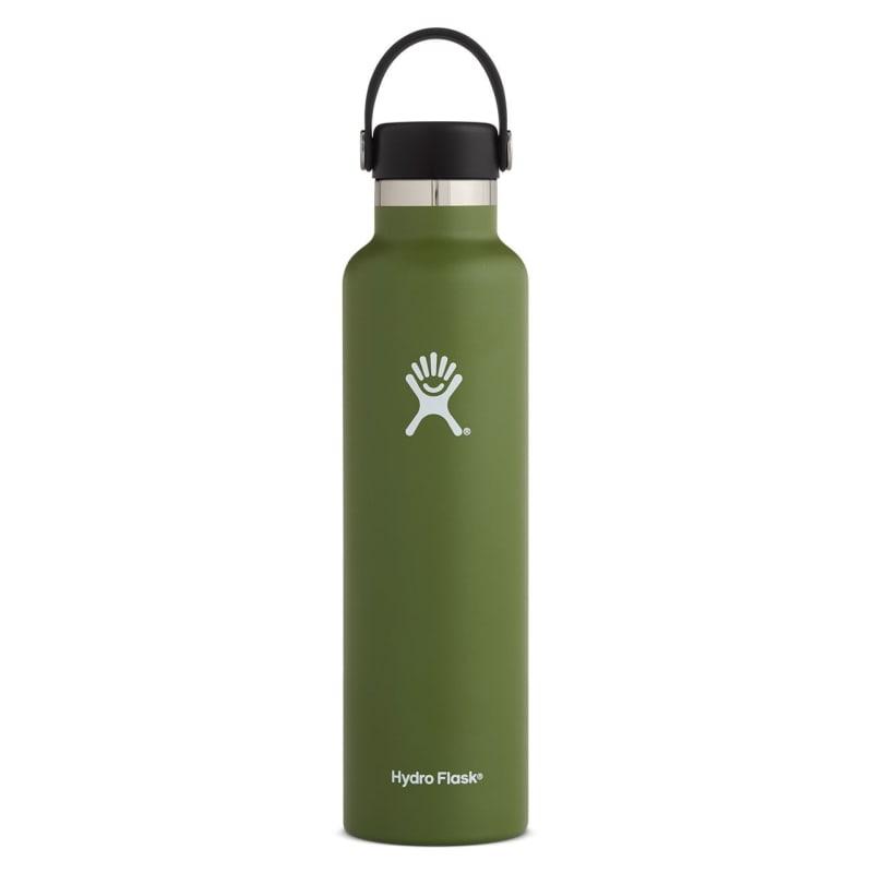 Hydroflask Standard Mouth Flex 709 ml Grøn Grøn OneSize