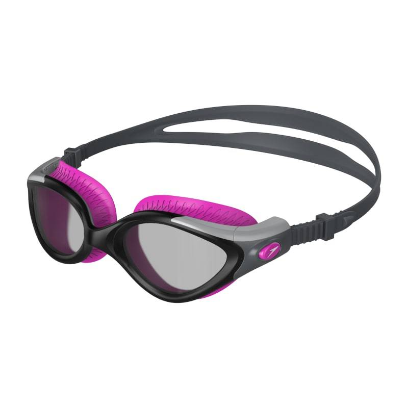 Speedo Women's Futura Biofuse Flexiseal Goggle Sort Sort OneSize