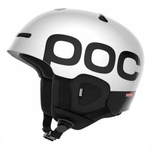 POC Auric Cut Backcountry Spin Hvid Hvid XS-S