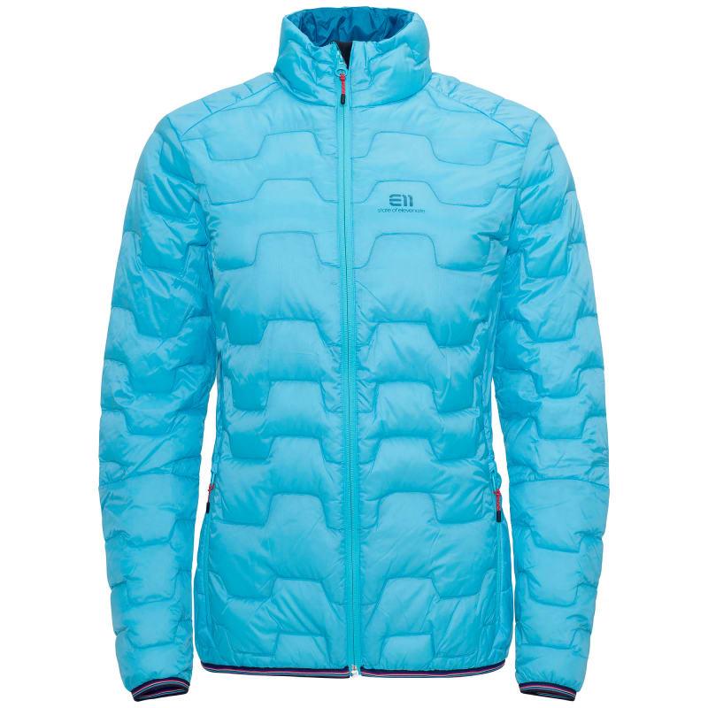 Elevenate Women's Motion Down Jacket Blå Blå S
