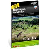 Calazo förlag Nationalpark Mols Bjerge  OneSize