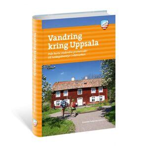 Calazo förlag Vandring kring Uppsala Orange Orange OneSize