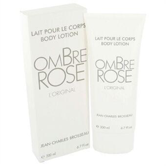 Ombre Rose by Brosseau - Body Lotion 200 ml - til kvinder
