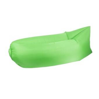 SnoozeBag Air Bed / Sofa - Grøn
