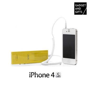 Apple TK18 Headset uden Stråling - Gul