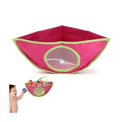 Opbevaringspose til legetøj, kids / Pink - Baby Spisetid - Array