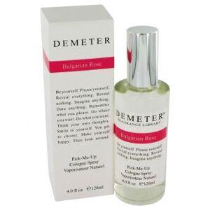 Demeter Bulgarian Rose by Demeter - Cologne Spray 120 ml - til kvinder