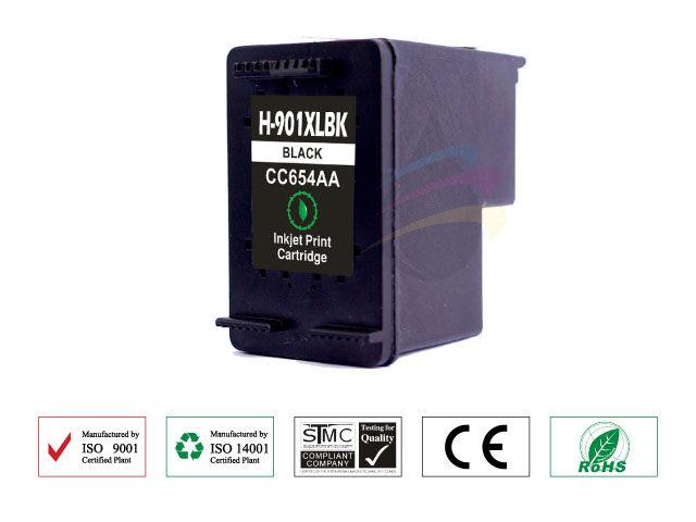 HP CC654AE (Black)
