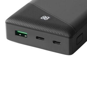 24hshop Deltaco Powerbank USB-A + USB-C PD 10000mAh