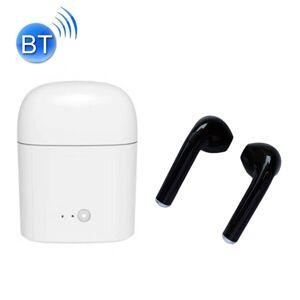 24hshop Trådløse Bluetooth 4.2 Earbuds Stereo Headset med ladestation