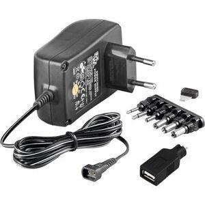 24hshop Universal netadapter 3-12V