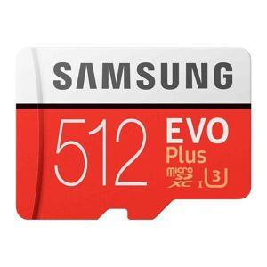 Samsung 512GB Samsung Evo+ microSDXC Class 10 UHS-I U3