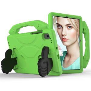 24hshop Beskyttelsesfoderal med støtte Samsung Galaxy Tab S5e 10.5 T720 Grøn