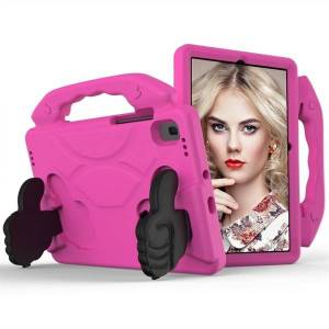 24hshop Beskyttelsescover Samsung Galaxy Tab S6 10.5 T860 Rosa